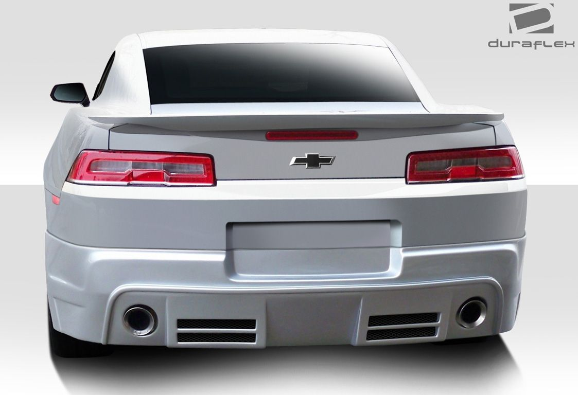 Duraflex Rear Bumper Lip