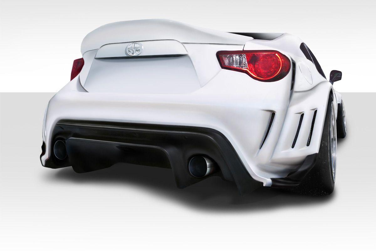 Duraflex Rear Bumper