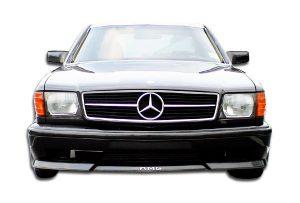 1981-1991 Mercedes Benz S Class Body Kit