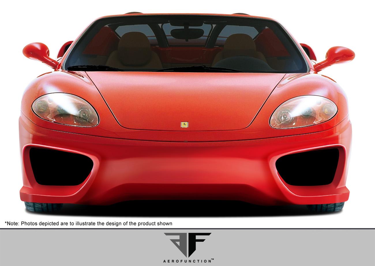 1999-2004 Ferrari 360 Body Kit