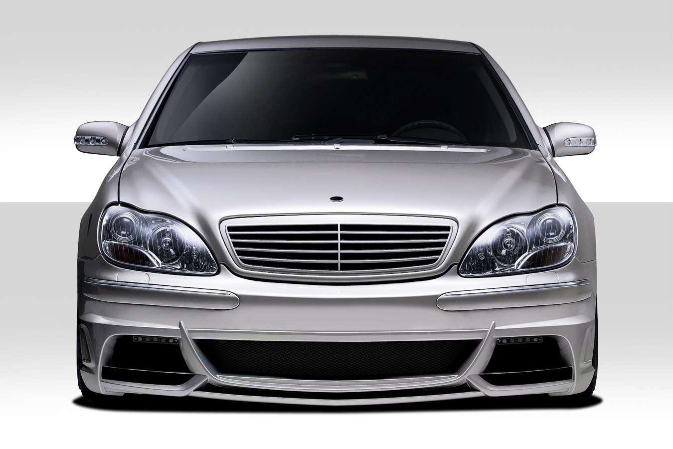 2000-2006 Mercedes Benz S Class Body Kit