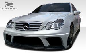 2001-2007 Mercedes Benz C Class Body Kit