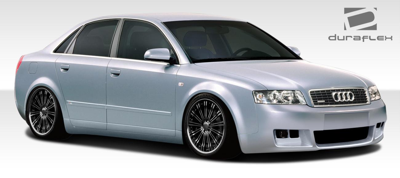 2002-2005 Audi A4 Body Kit