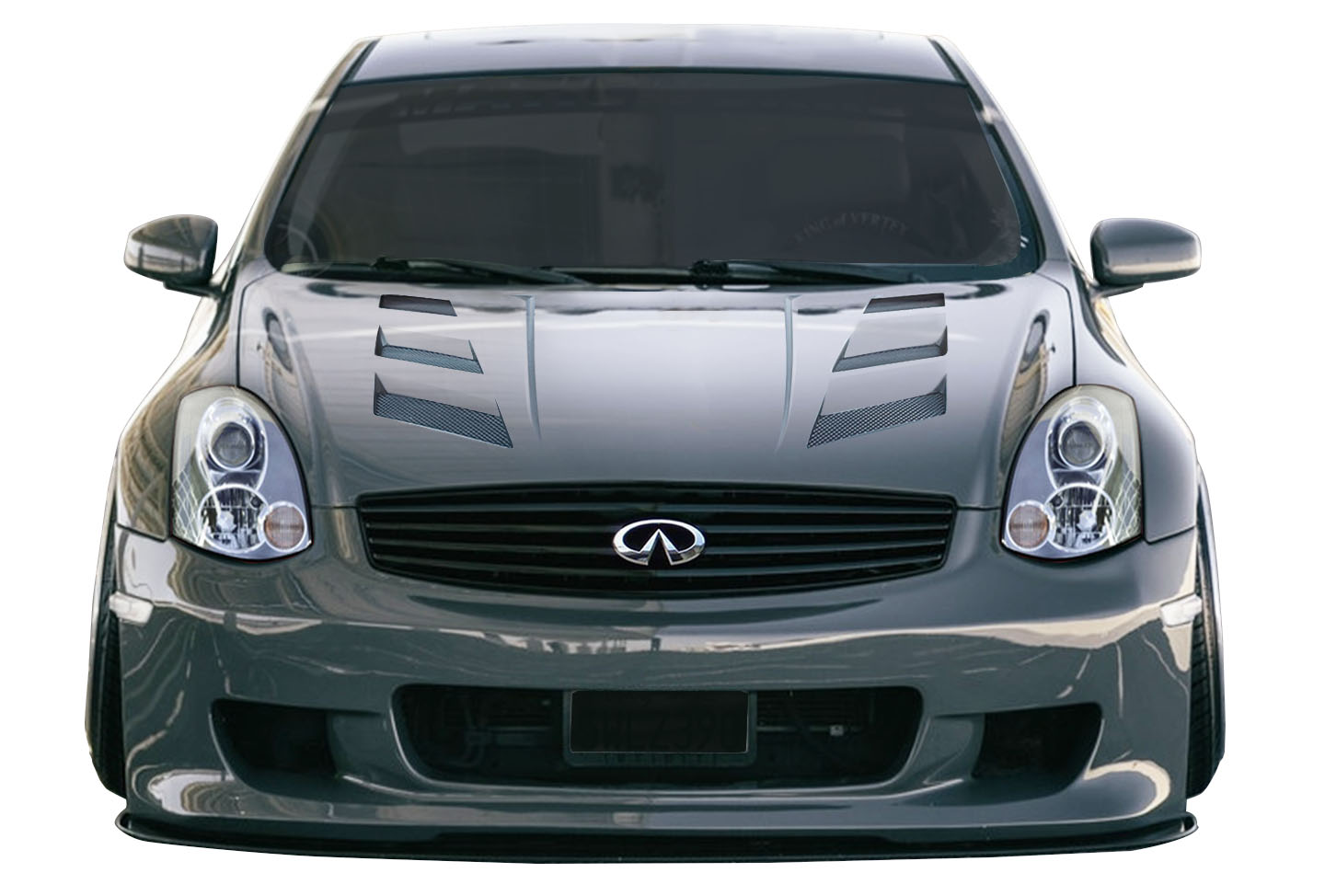2003-2007 Infiniti G35 Coupe Body Kit