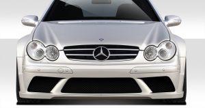 2003-2009 Mercedes Benz CLK Class Body Kit