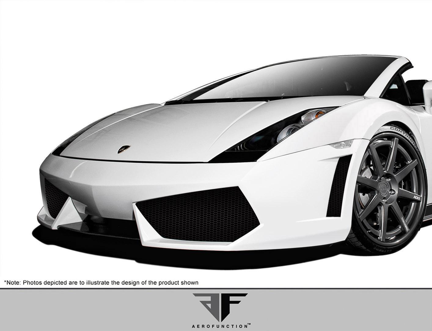 2004-2013 Lamborghini Gallardo Body Kit