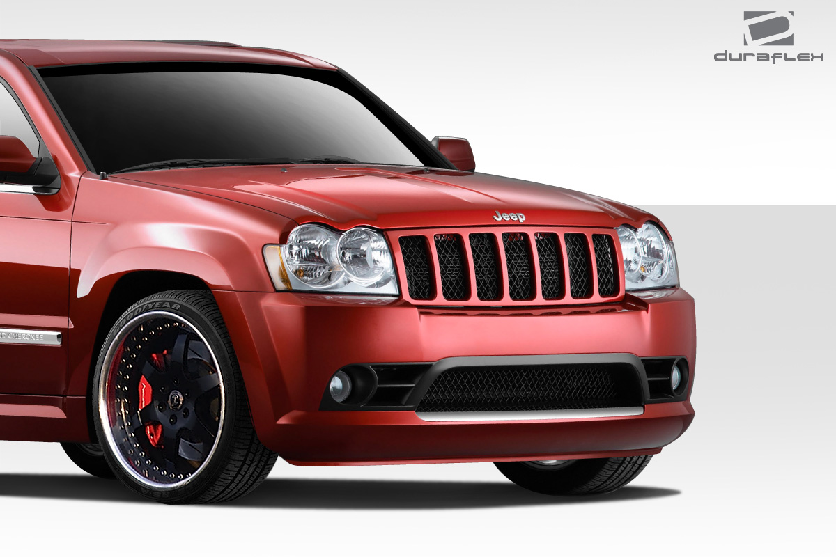 2005-2010 Jeep Grand Cherokee Body Kit