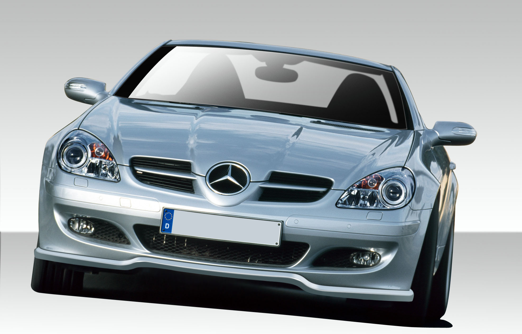 2005-2011 Mercedes Benz SLK Body Kit