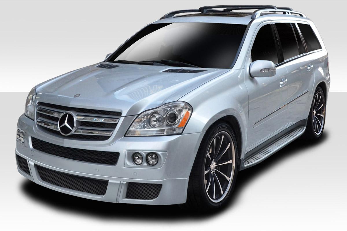 2007-2009 Mercedes Benz GL Class Body Kit