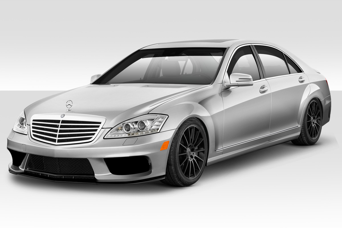 2007-2013 Mercedes Benz S Class Body Kit