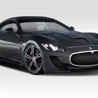2005-2007 Maserati Quattroporte Body Kits