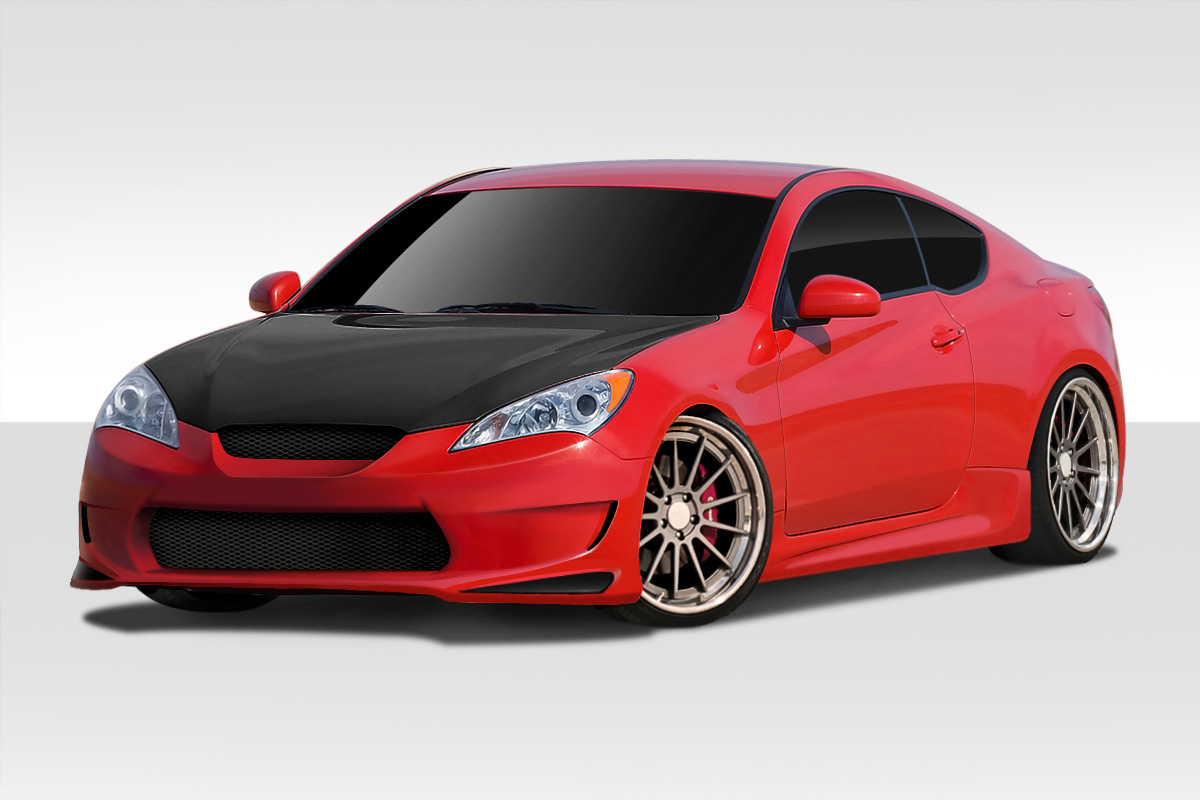 2010-2012 Hyundai Genesis Coupe Body Kit