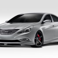 2011-2013 Hyundai Sonata Body Kits