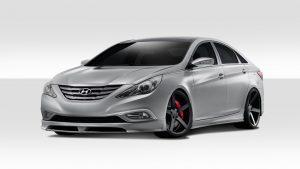 2011-2013 Hyundai Sonata Body Kit