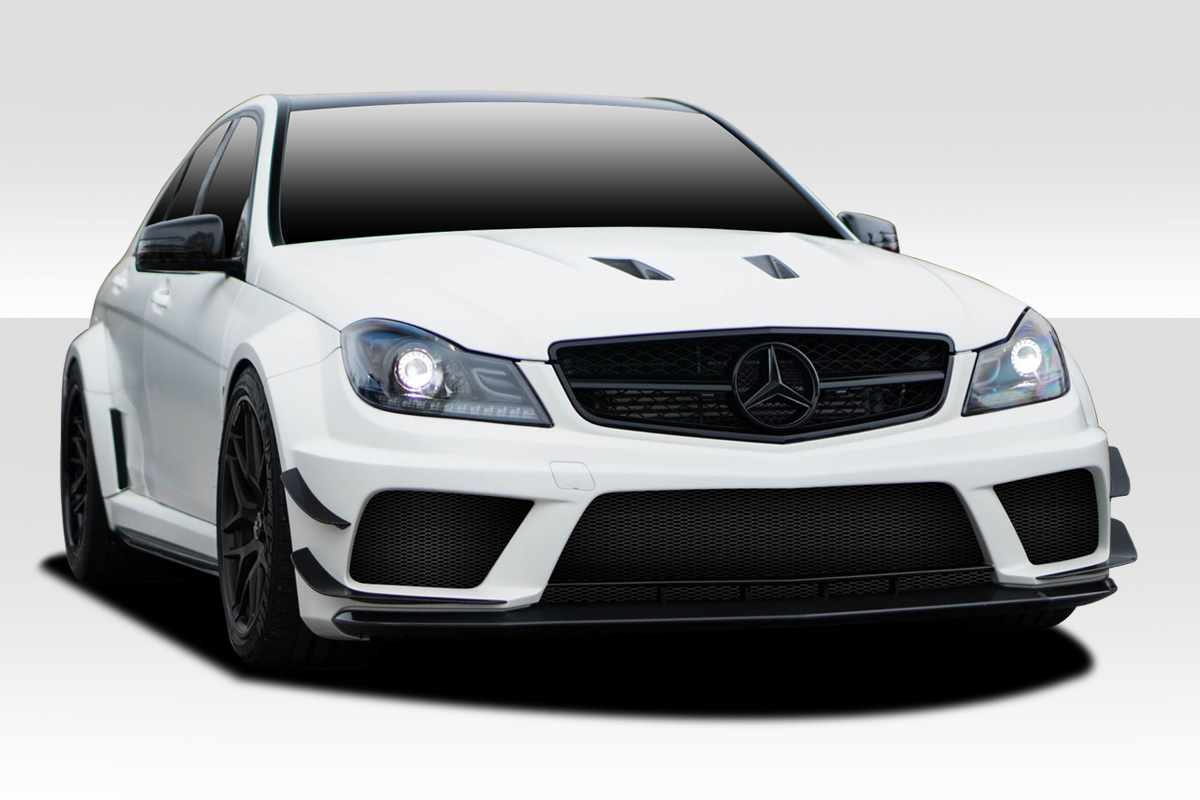 2012-2014 Mercedes Benz C63 Body Kit