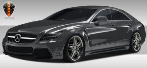 2012-2015 Mercedes Benz CLS Class Body Kit