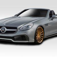 2012-2016 Mercedes Benz SLK Body Kits