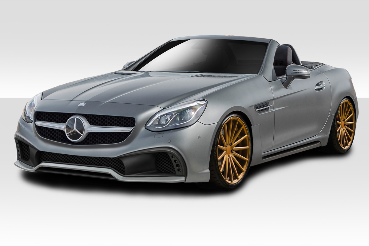 2012-2016 Mercedes Benz SLK Body Kit