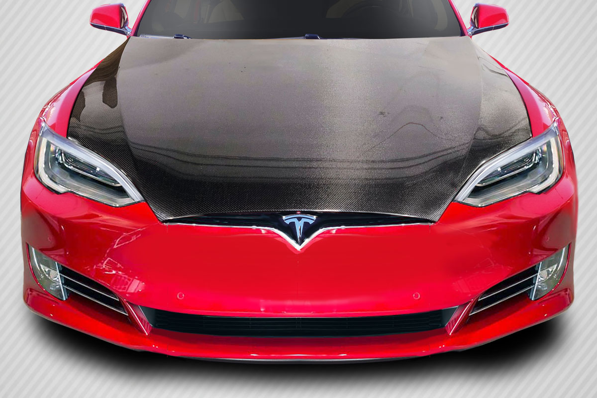2012-2019 Tesla Model S Body Kits