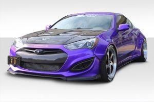2013-2016 Hyundai Genesis Coupe Body Kit