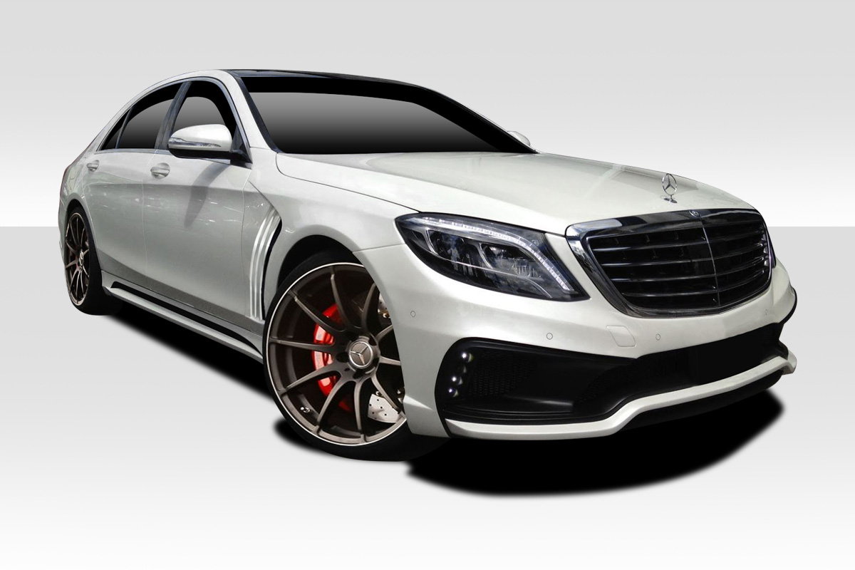 2014-2017 Mercedes Benz S Class Body Kit