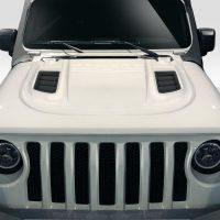 2019-2020 Jeep Wrangler Body Kits