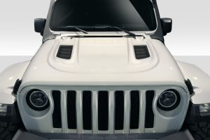 2019-2020 Jeep Wrangler Body Kit