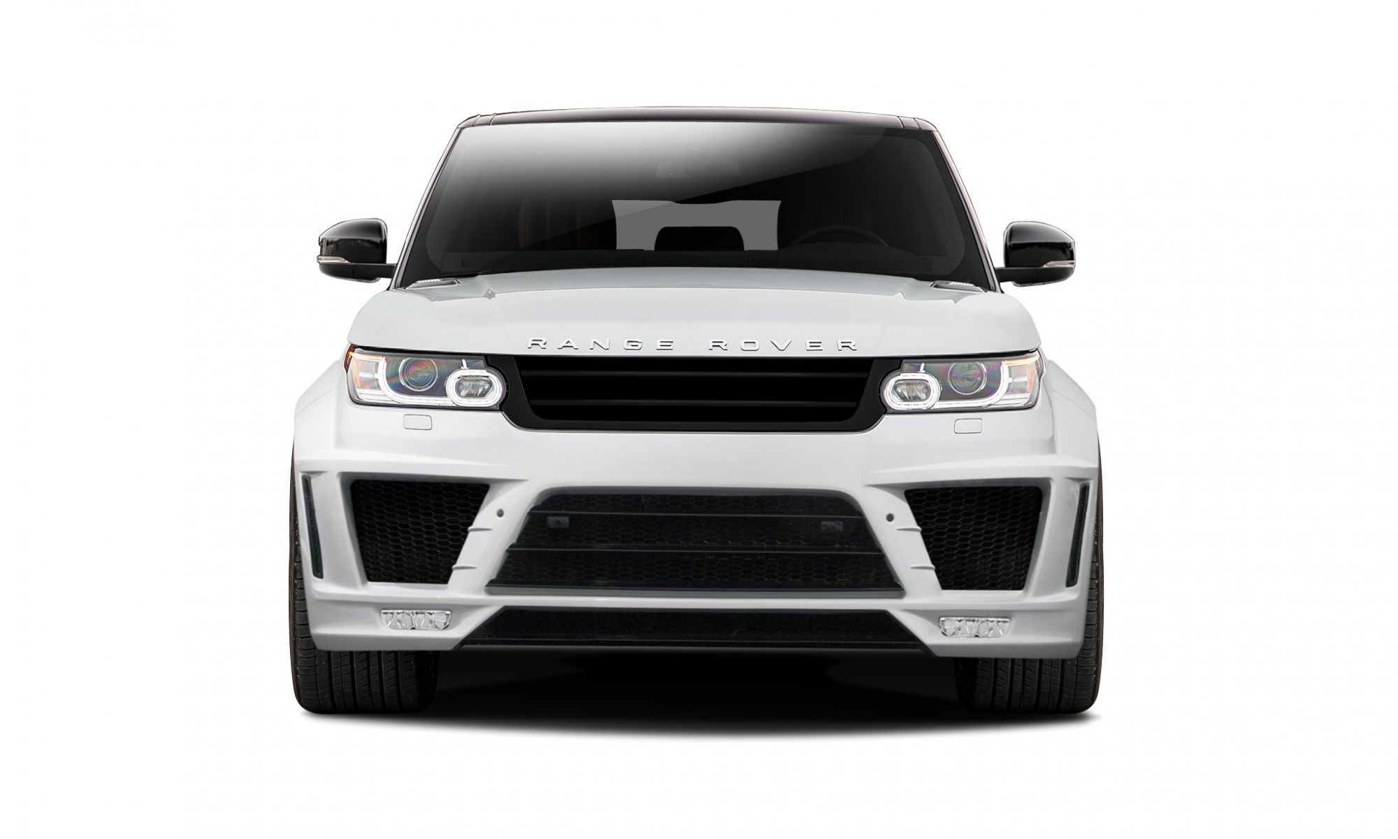 Land Rover Body Kit