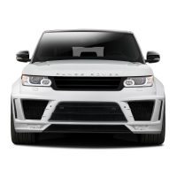 Land Rover Body Kits and Exterior Styling Accessories Best Sellers