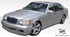 1992-1999 Mercedes S Class W140 Body Kit