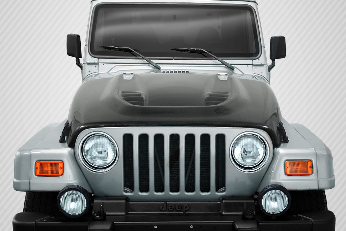 1997-2006 Jeep Wrangler Body Kits