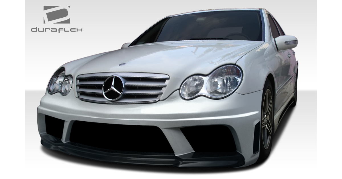 2001-2007 Mercedes Benz C Class Body Kit