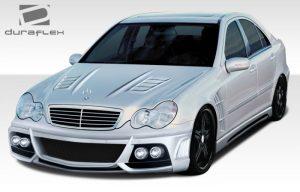 2001-2007 Mercedes C Class Body Kit