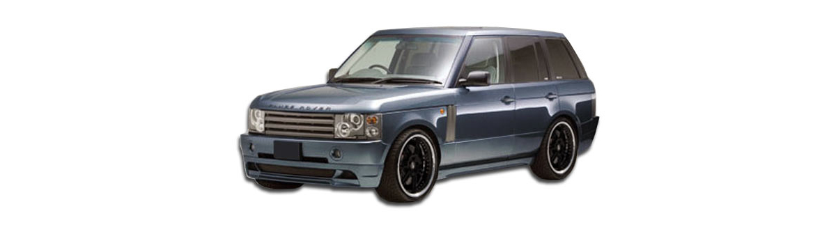 2003-2005 Land Rover Range Rover Body Kit