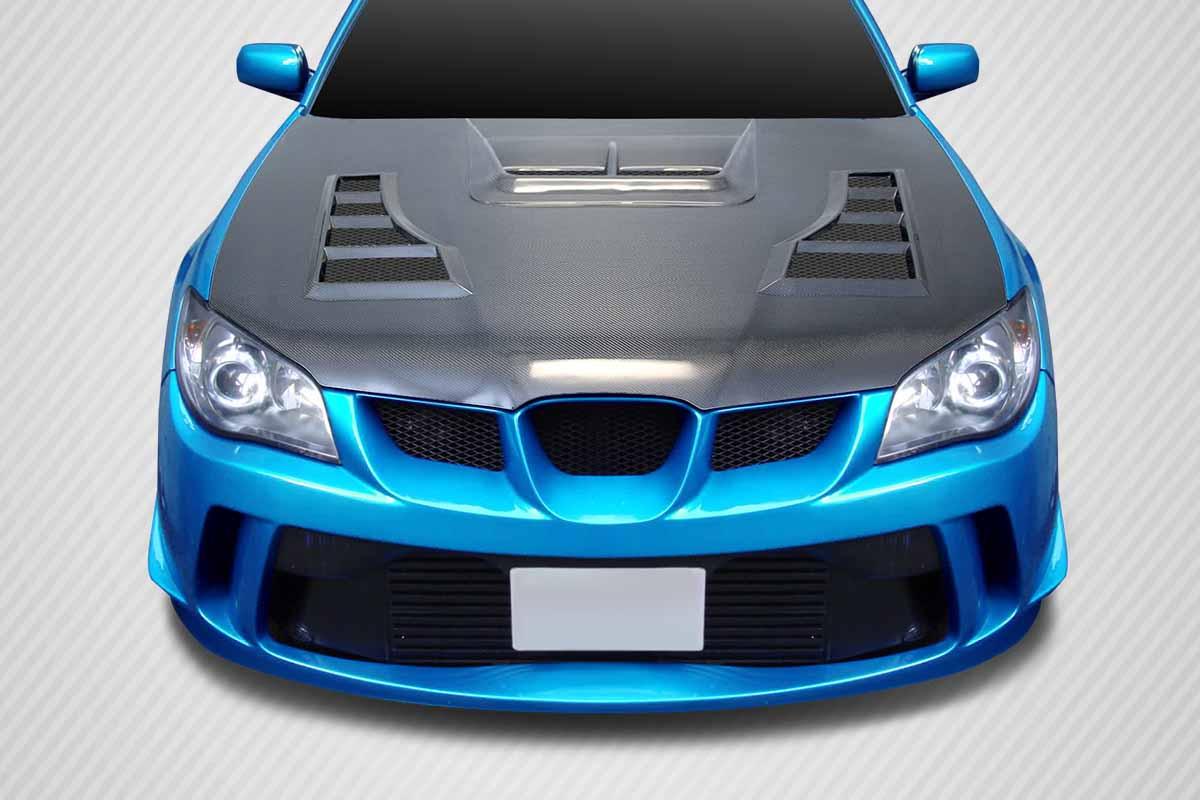 2006-2007 Subaru WRX Body Kits