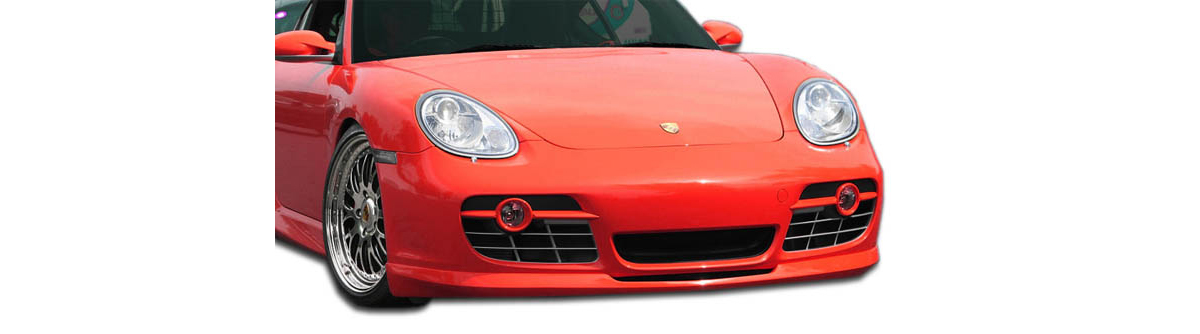 2006-2012 Porsche Cayman Body Kit