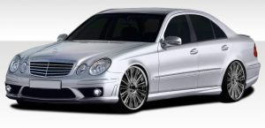 2007-2009 Mercedes E Class Body Kit