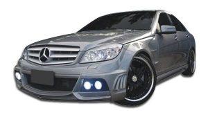 2008-2011 Mercedes C Class Body Kit