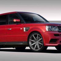 2010-2013 Land Rover Range Rover Sport Body Kits