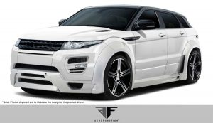 2012-2015 Land Rover Range Rover Evoque Body Kit