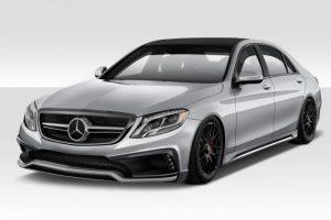 2014-2017 Mercedes S Class Body Kit