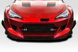 Duraflex Front Bumper Lip