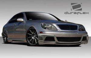 Mercedes S Class W220 Body KIt