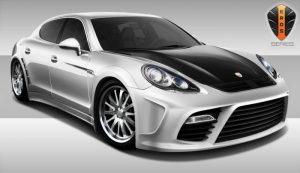 Porsche Panamera Body Kit