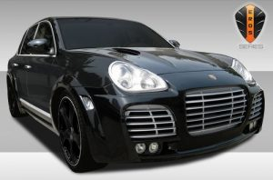 Porsche Cayenne Wide Body Kit
