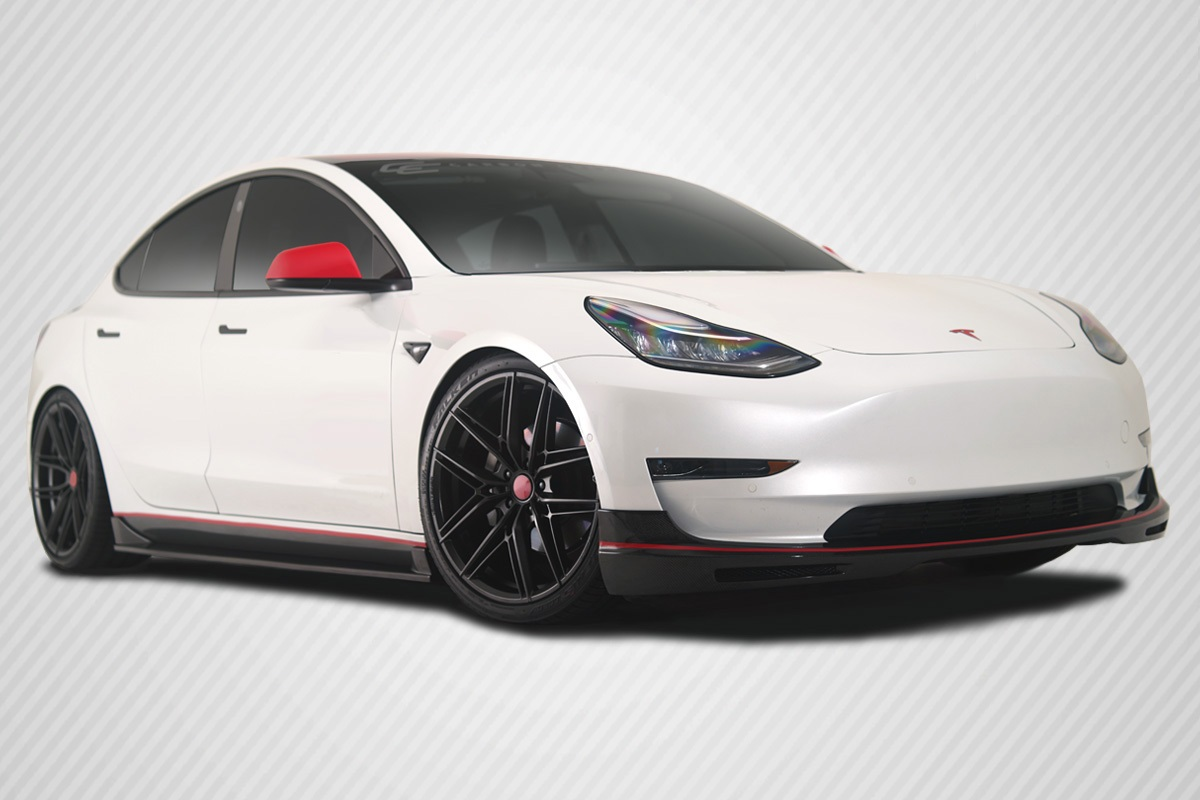 2018-2020 Tesla Model 3 Body Kits