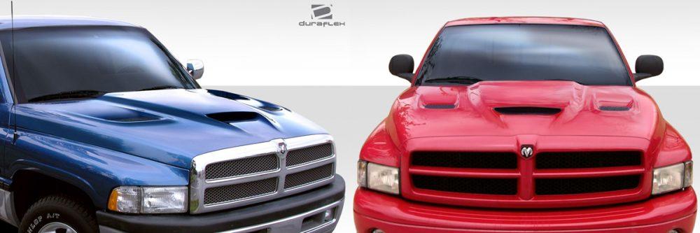 1994-2001 Dodge Ram Hellcat Hood