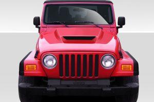 1997-2006 Jeep Wrangler Body Kit