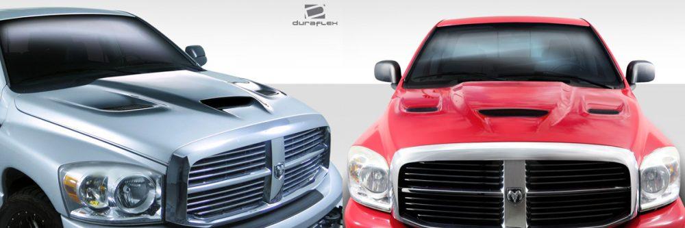 2002-2008 Dodge Ram Hellcat Hood