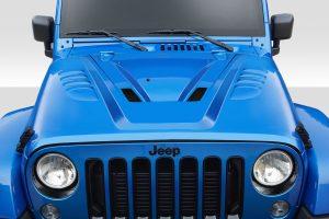 2007-2018 Jeep Wrangler Body Kit